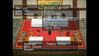 Suikoden 2 Cpg - N5. Boss: Lucia, Hai Yo Cook Event 9