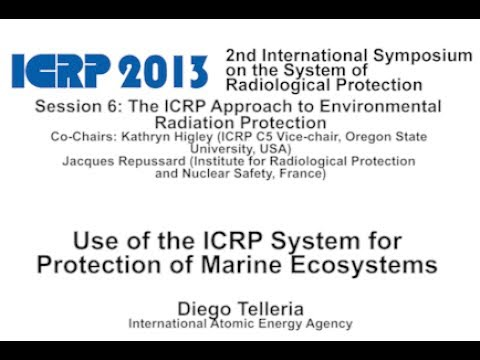 Use of the ICRP System for Protection of Marine Ecosystems