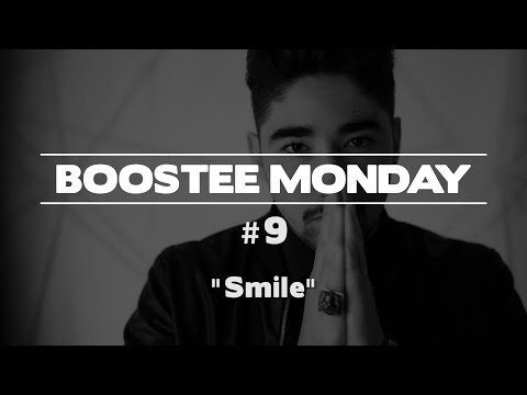 BOOSTEE MONDAY #9 - Smile