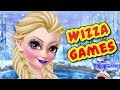 Frozen games for girls 2018 to play -  Icy Queen Spa Makeup Party game - Dress up & Makeup games