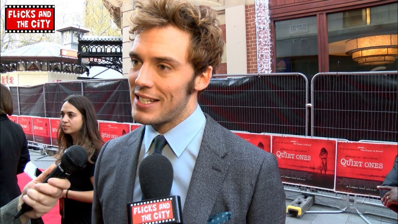 Sam Claflin Interview - The Hunger Games Mockingjay & The ...