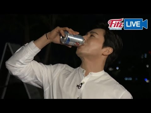 [ENG SUB] 170602 Fitz Super Clear Live Relay Stage #5 - Jo JungSuk & Lee SiEon
