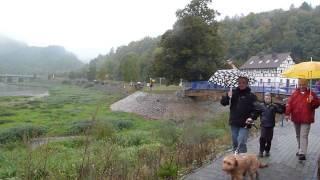 Wällertreffen Edersee 2013 Wäller v. Bambuswald - Von Herzhausen nach Asel-Süd