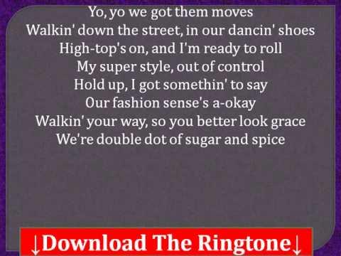 Bella Thorne ft. Zendaya - Fashion Is My Kryptonite  Lyrics