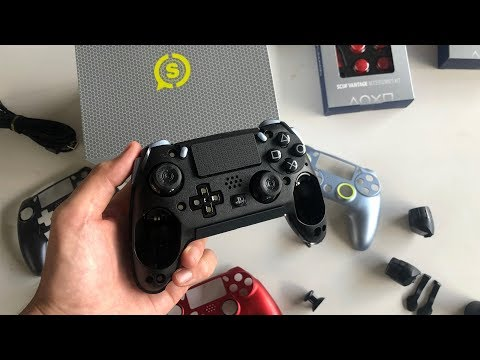 """New """"SCUF VANTAGE"""" Controller Unboxing"""