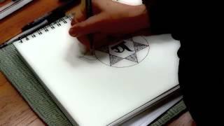 Chakra Drawing