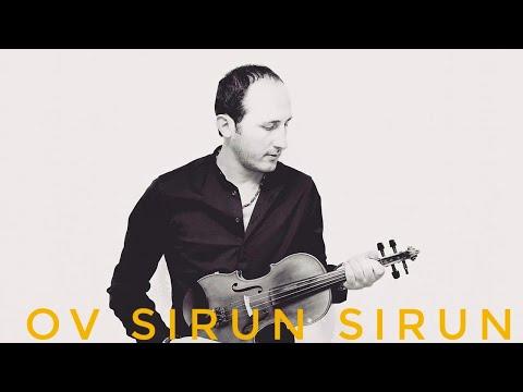 Ով սիրուն սիրուն // Ov Sirun Sirun //Ов сирун сирун - Davit Matevosyan (Armenian Instrumental Music)
