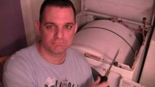 Day 4 Maytag Dryer Thermal Fuse, High Temp Switch, Coil Repair