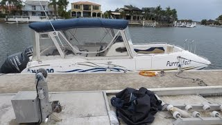 Powercat Partykat Cruiser for sale Gold Coast Queensland Australia