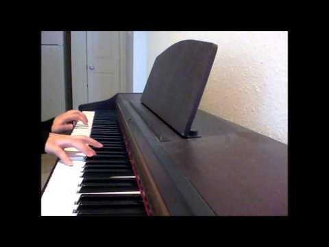 Christina Perri (ft. Steve Kazee) - A Thousand Years Pt 2 (Twilight Breaking Dawn OST) Piano Cover