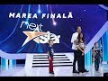 Top trei Next Star! Melani Șerban, Mihai Dobre și Bianca Purice, cei mai buni