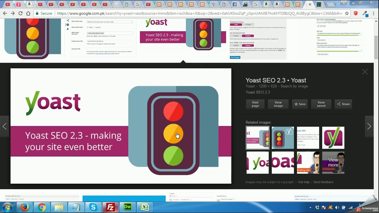 how to generate sitemap using yoast seo plugin and submit to google