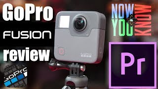 GoPro Fusion - Hands on & Editing Tutorial