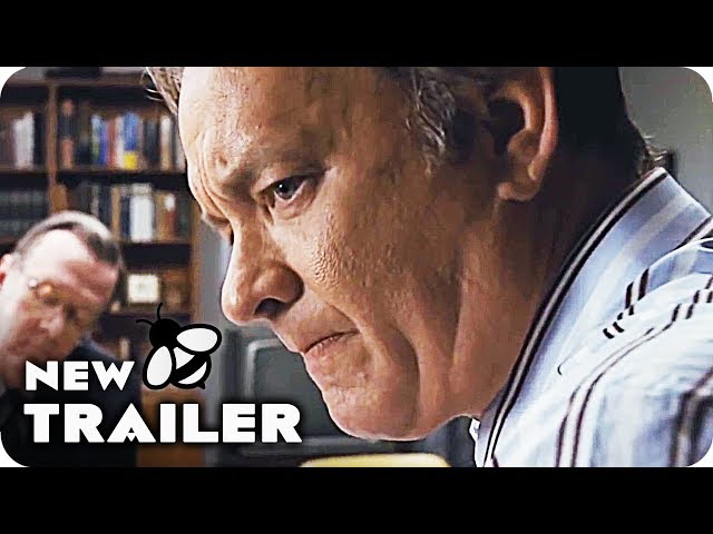 The Post Trailer (2017) Steven Spielberg Movie