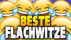 Die besten Flachwitze aller Zeiten! (2017 / 2018)