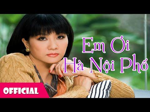 Em Ơi Hà Nội Phố - Cẩm Vân [Karaoke MV HD]