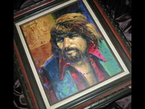 Waylon Jennings I'm On Fire