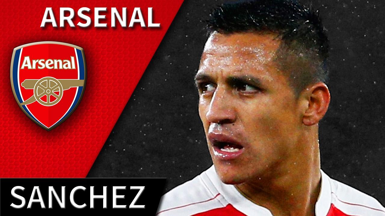 Download Alexis Sanchez • Arsenal • Best Skills, Passes & Goals • HD 720p