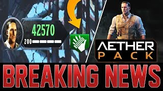 CLASSIC PERKS RETURNING TO BLACK OPS 4 ZOMBIES! AETHER DLC MAPS IN PASS! (Black Ops 4 Zombies)