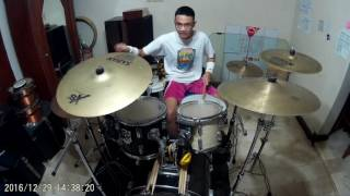 Kung Pwede Lang by Alexa Ilacad (Drum Cover)