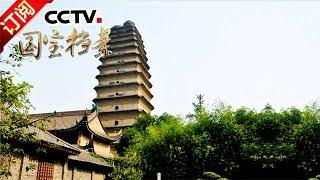 《国宝档案》 20171227 大唐长安——荐福寺里的小雁塔 | CCTV中文国际