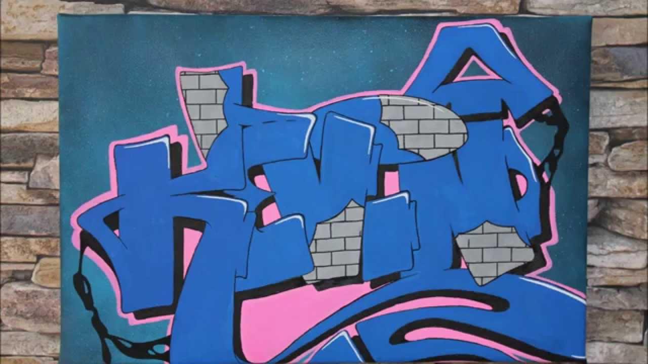 Graffiti video kevin youtube