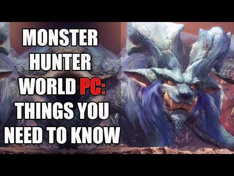 Monster Hunter World PC: 10 Things You Need To Know Before You Buy