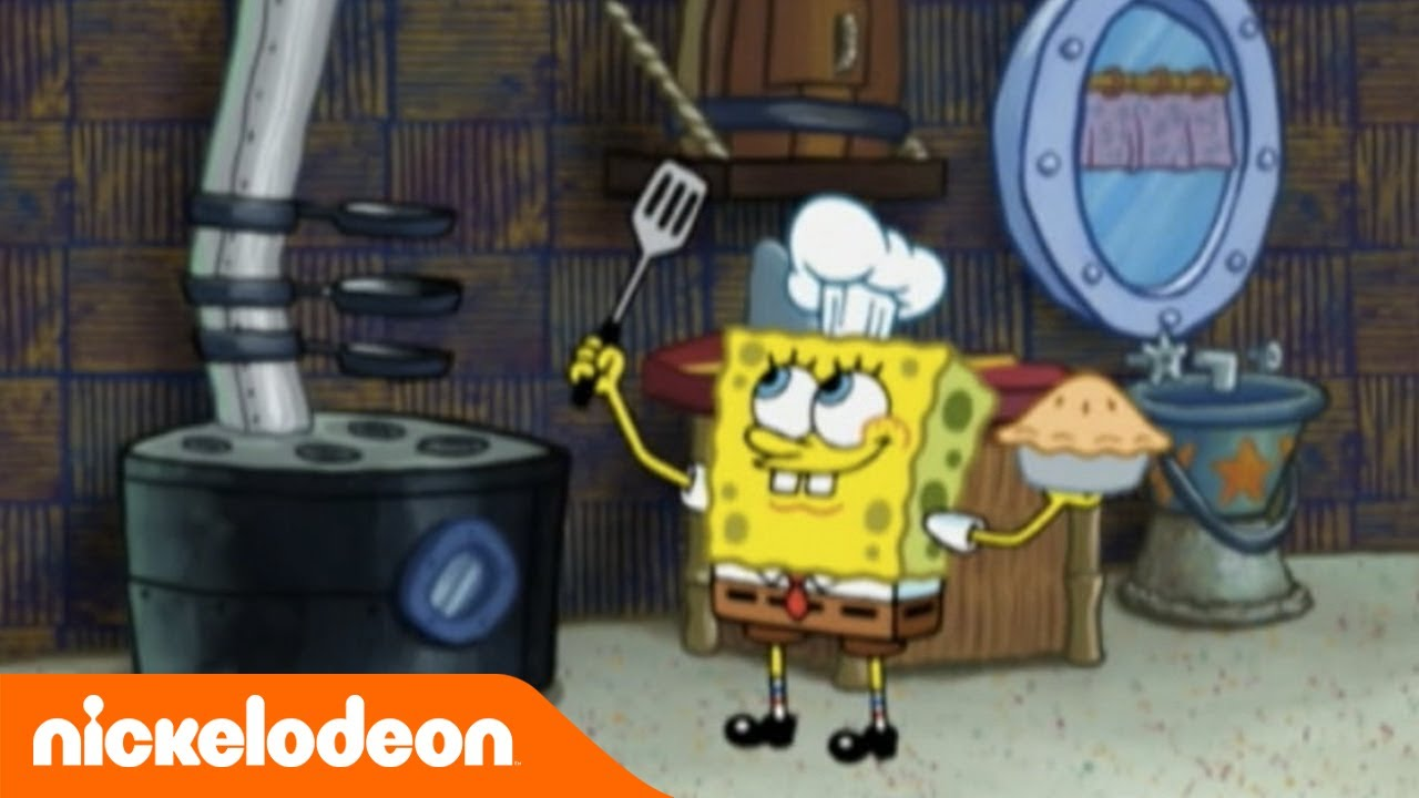 Spongebob Schwammkopf Kuchen Nickelodeon Deutschland