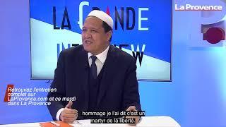 """Hassen Chalghoumi : """"Le peuple français mérite le Prix Nobel de la Paix"""""""