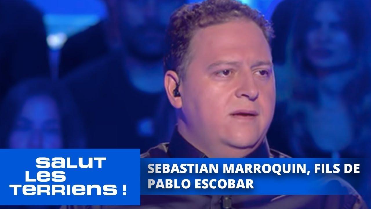 Sebastian Marroquin, fils de Pablo Ecscobar - Salut les Terriens