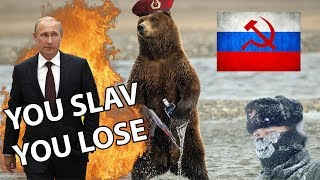 YOU SLAV YOU LOSE ~ Only Happens in Russia...