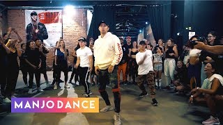 6ix9ine ft. Nicki Minaj Kanye West - MAMA Choreography by Matt Steffanina (Workshop Brasil 2018)