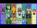 Pokemon Emerald - All Legendary Pokemon Locations