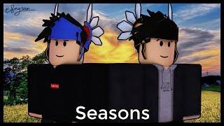 Rival & Cadmium - Seasons feat. Harley Bird (Roblox music video)