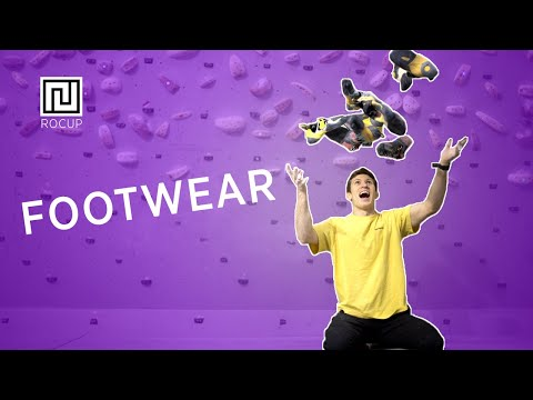 ROCUP TV: Climbing Footwork Part 1 - Footwear