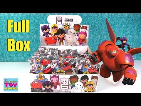 Disney Marvel Tsum Tsum Series 1 Full Box Collection Bl