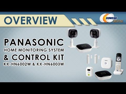 Panasonic Home Surveillance Overview - Newegg Lifestyle