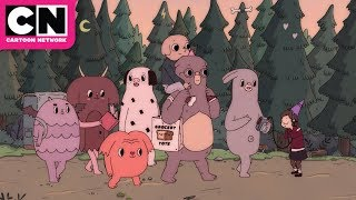 Summer Camp Island | Opening Sequence | Cartoon Network
