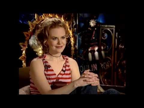 NICOLE KIDMAN Moulin Rouge interview