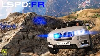 GTA 5 LSPD:FR #075 - BERGSTEIGER 2.0 - Deutsch - Grand Theft Auto 5 LSPD First Response