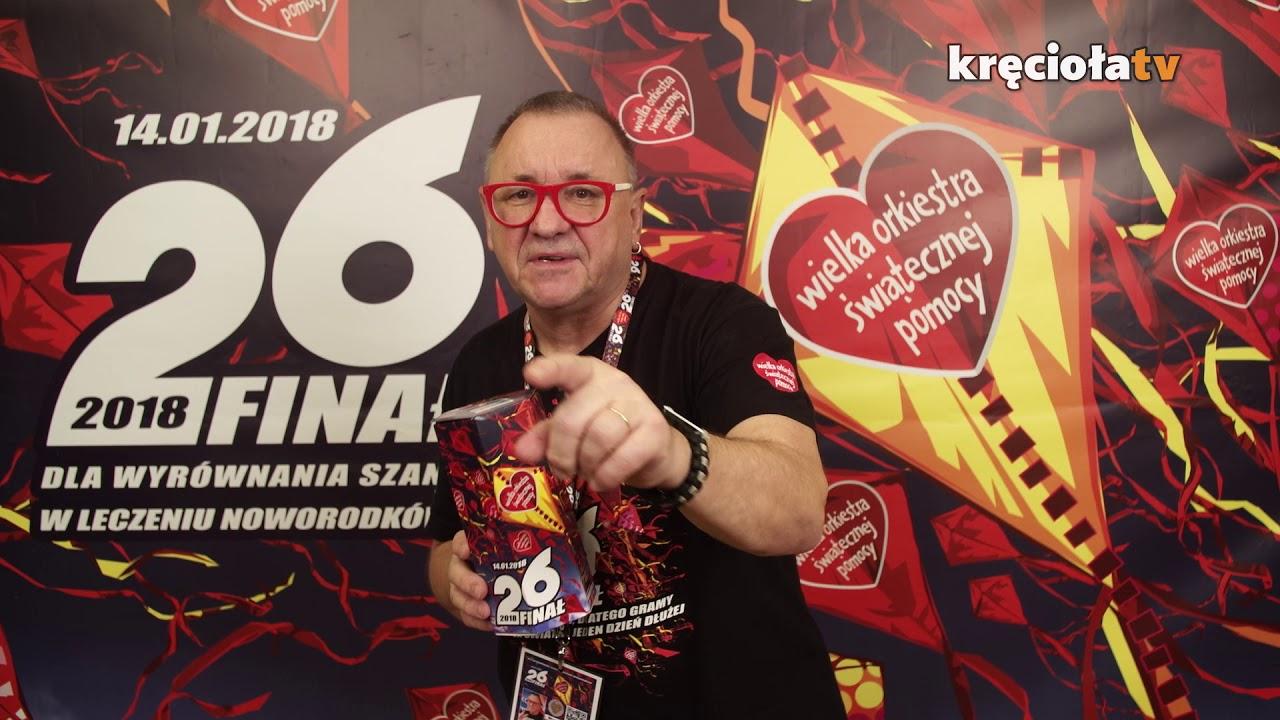 Jurek Owsiak zaprasza na transmisję w TV ASTA!