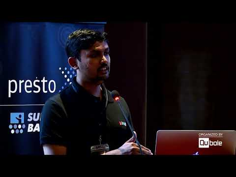 "Presto Summit India 2019 - ""Zoho's Journey of Optimizing Presto"""