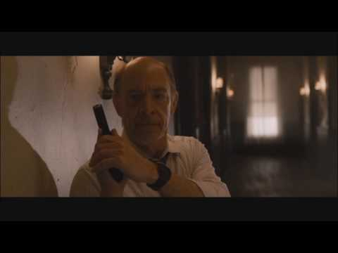 The Accountant J.K. Simmons scene