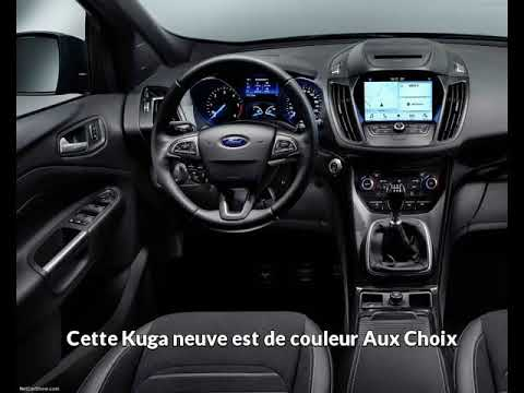 ford kuga essence neuve 26640 euros youtube. Black Bedroom Furniture Sets. Home Design Ideas