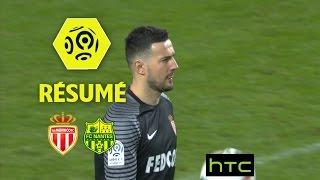AS Monaco - FC Nantes (4-0)  - Résumé - (ASM - FCN) / 2016-17