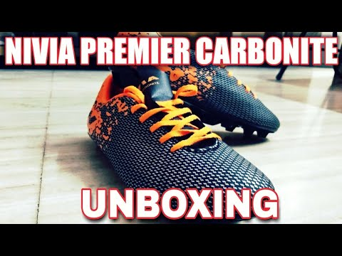 61f935d25a0 UNBOXING THE BEST FOOTBALL BOOTS UNDER ₹500!!! (NIVIA PREMIER CARBONITE)
