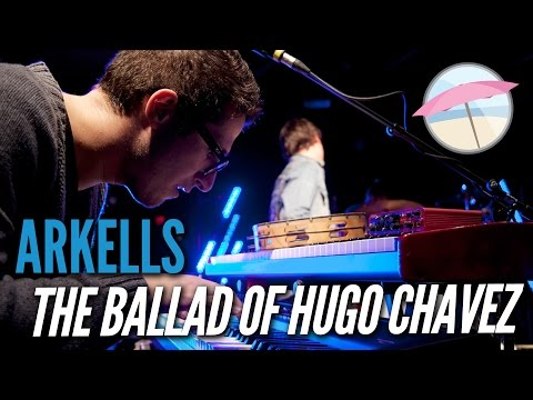 Arkells - The Ballad of Hugo Chavez (Live at the Edge)