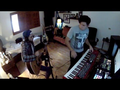 Live Session: Chet Faker - Talk is Cheap  (Aguacate Cover)
