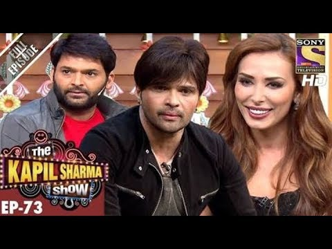The Kapil Sharma Show - singing song with himesh दी कपिल शर्मा शो-Ep-73-Himesh And Iulia In KapIL