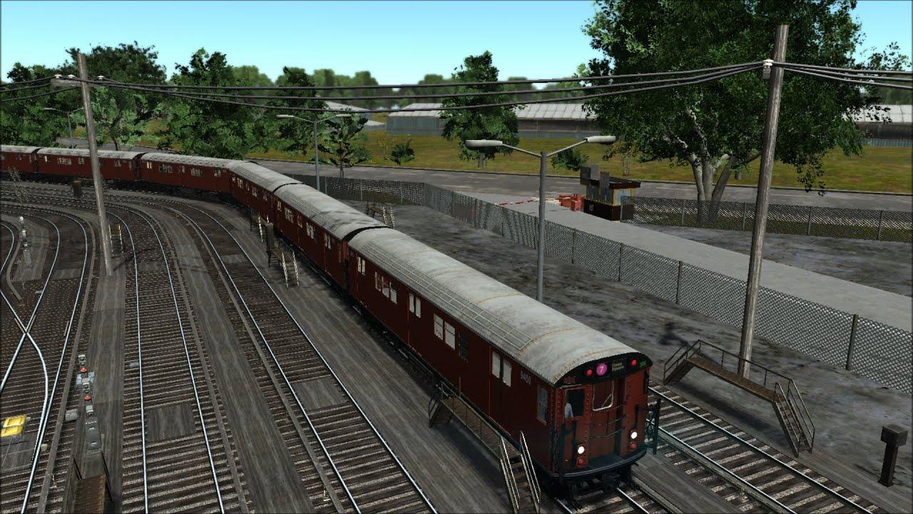 World of Subways 4 New York Line 7 on Steam